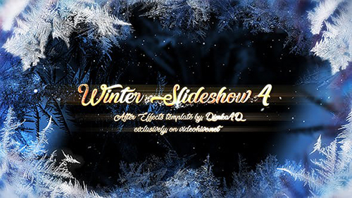 Winter Slideshow 4 21075135 - Project for After Effects (Videohive)