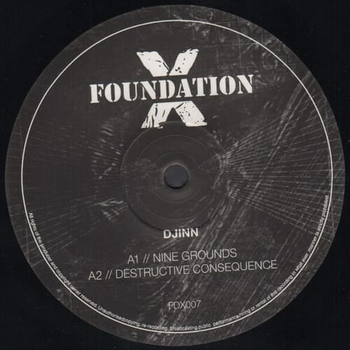 Download Djinn - Dark Reference EP mp3