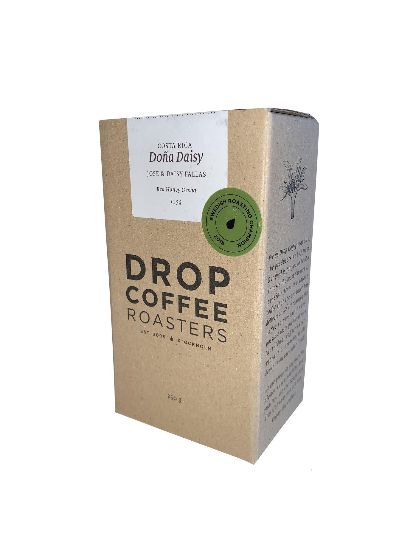 drop coffee kawa ziarnista