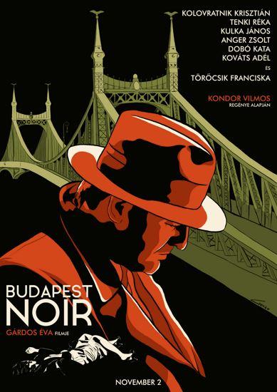 Budapest Noir (2017) PL.WEB-DL.XviD-GR4PE | Lektor PL