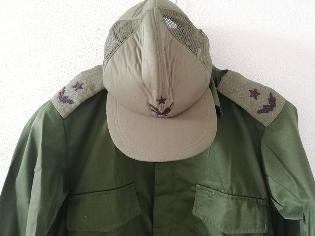 Cuban General uniforms and insignias IMG-20200225-160101