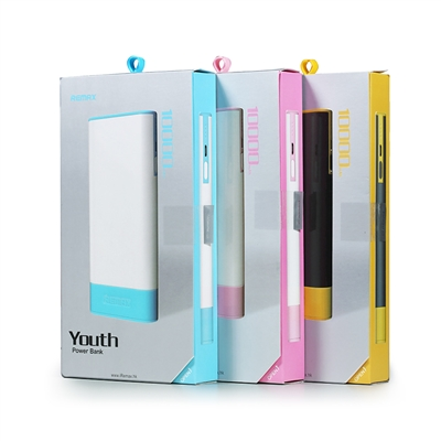 POWERBANK REMAX YOUTH 10000mAh
