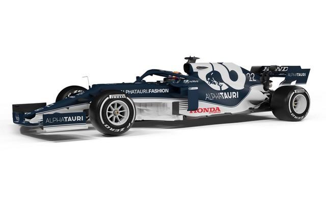 F1 2021 : La Scuderia AlphaTauri a présenté sa nouvelle Formule 1, baptisée AT02 At02-gallery8-scuderia-alphatauri