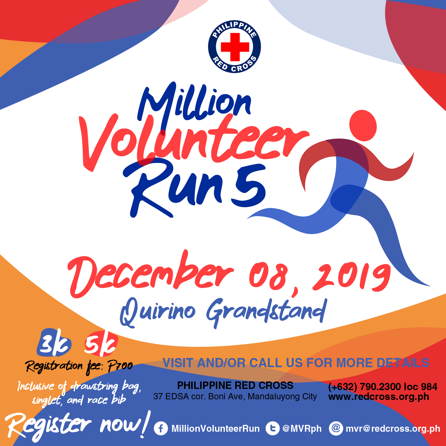 Million Volunteer Run