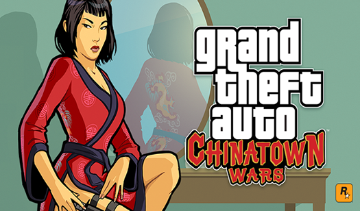 Grand Theft Auto: Chinatown Wars 1.04 [MOD][Unlimited Money/Ammo] [.APK][.OBB][Android]