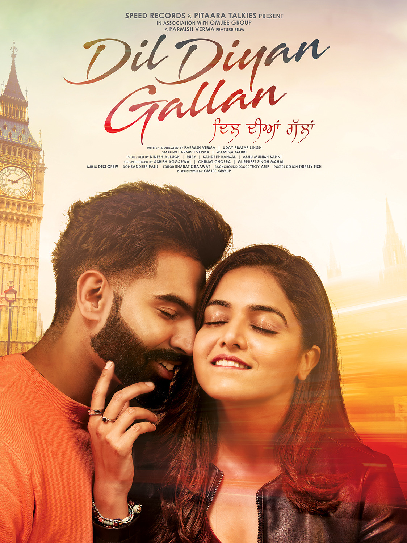 Dil Diyan Gallan (2019) Punjabi 1080p | 720p | 480p WEBRip ESubs Download