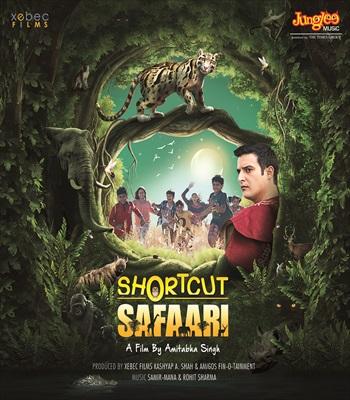 Shortcut Safari Hindi Movie HDRip 720p