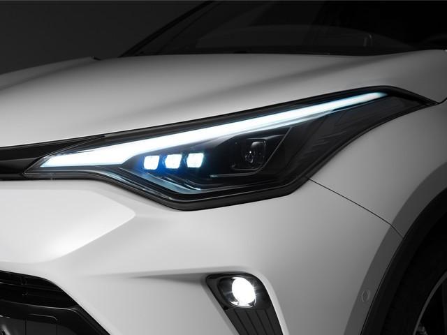 Toyota C-HR « GR SPORT » : encore plus dynamique et plus exclusif  Chrext8-2