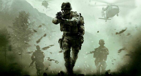 CoD: Modern Warfare 4 выйдет в 2019 году