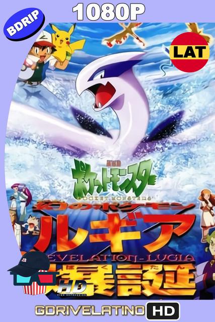 Pokémon: El poder de uno (1999) BDRip 1080p Latino-Japonés MKV