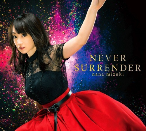 [Single] Nana Mizuki – NEVER SURRENDER