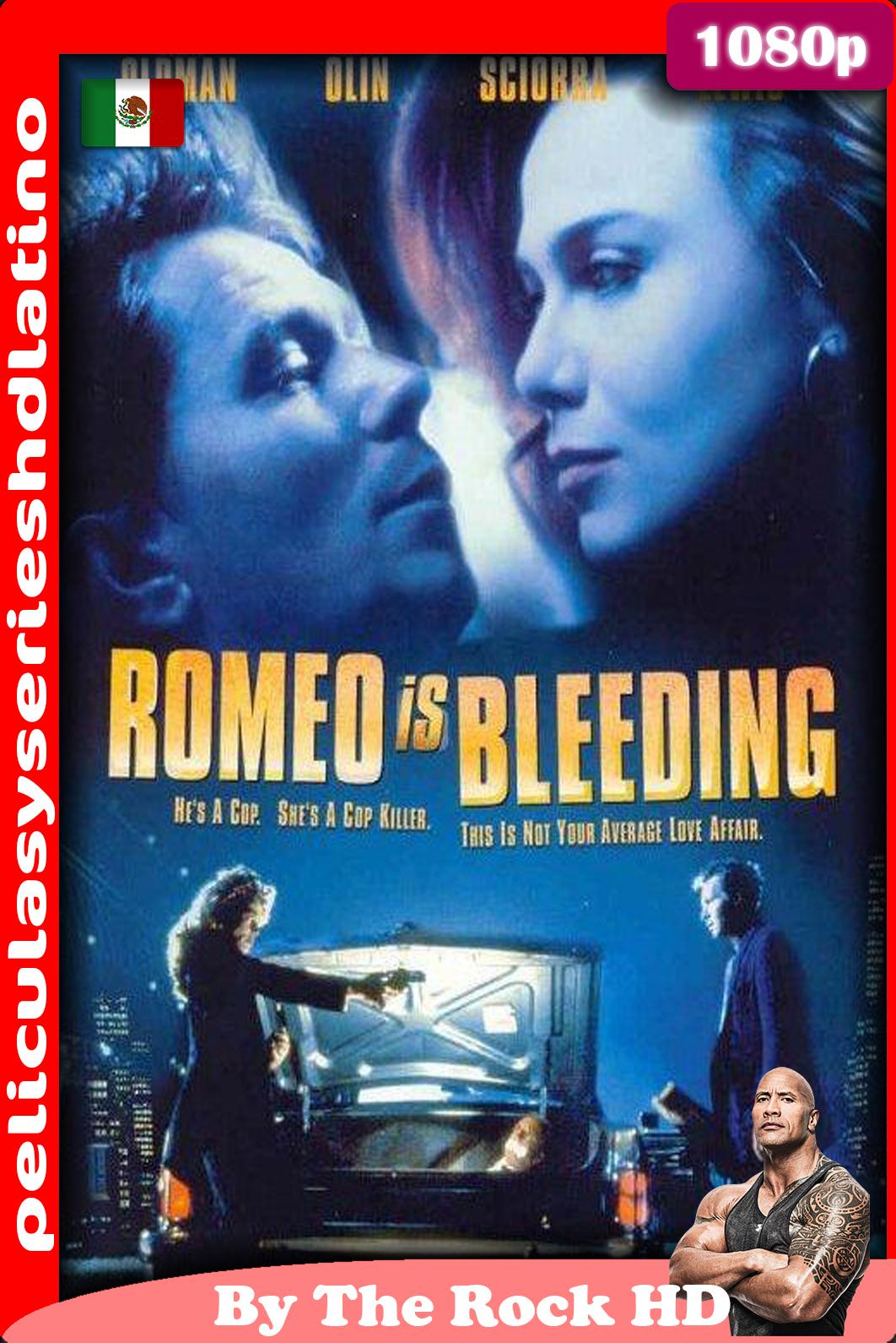 Romeo is Bleeding, (1993) [1080p] [Latino] [Google Drive]