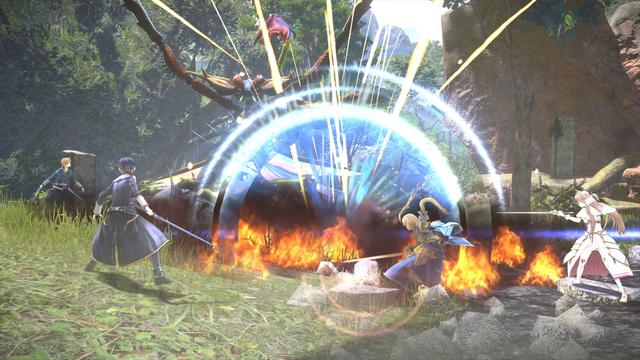 《刀劍神域 彼岸遊境》繁體中文版公開追加首批特典及最新遊戲情報 14