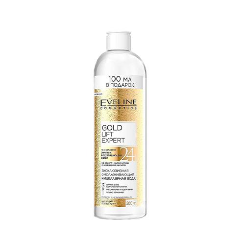 GOLD LIFT EXPERT გამაახალგაზრდავებელი მიცერალური წყალი 500მლ. 5901761949001