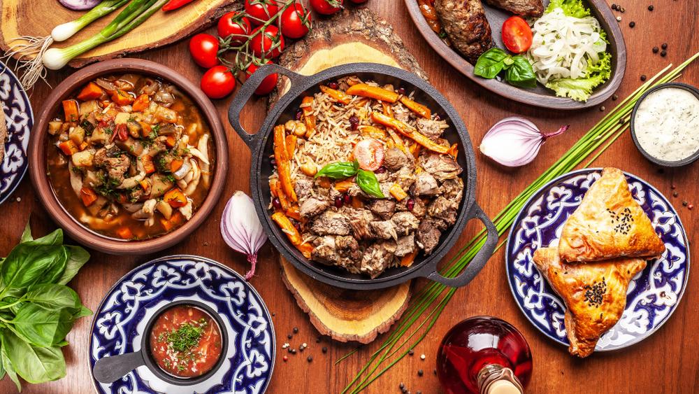 الطعام الاذربيجاني