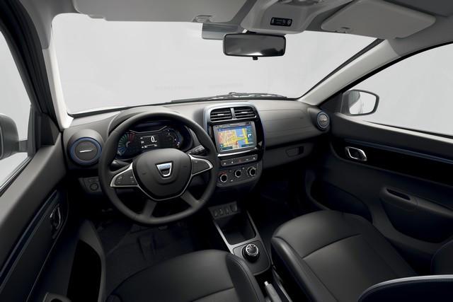 Nouvelle Dacia Spring Electric : La Révolution Électrique De Dacia 2020-Dacia-SPRING-Autopartage-10
