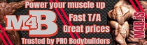 M4B Store Banner