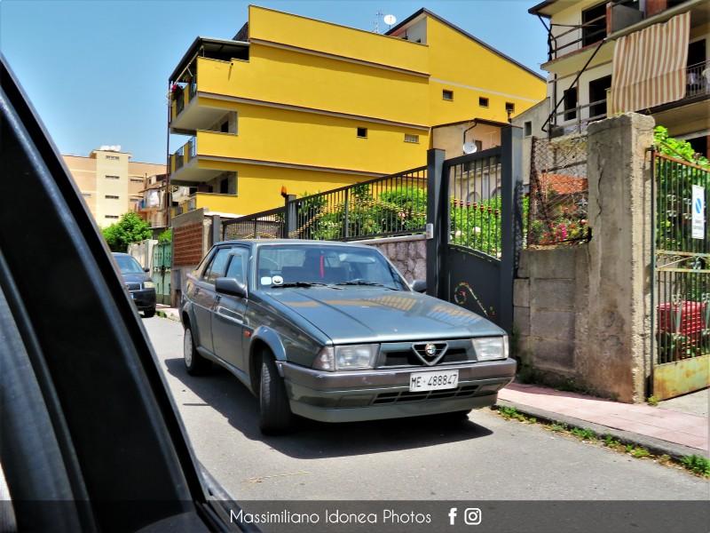 avvistamenti auto storiche - Pagina 27 Alfa-Romeo-75-Twin-Spark-2-0-148cv-89-ME488847-259-020-2-8-2017-1