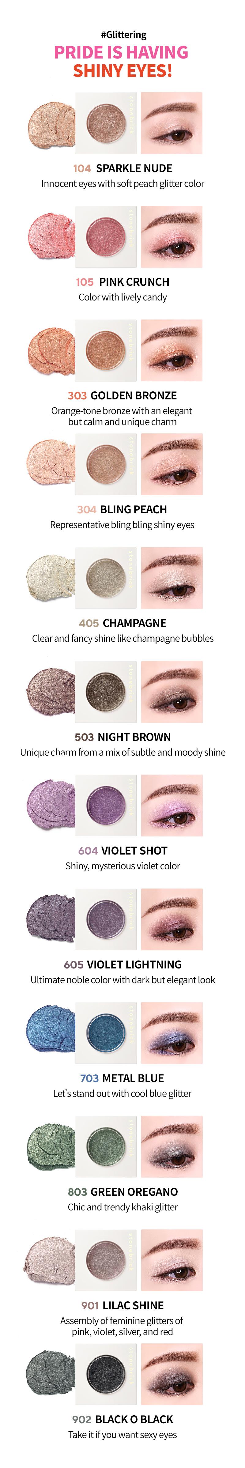 stonebrick-Glitter-Mono-Eye-Shadow-Sticks-10-Colors-1-1g-Product-Description-03