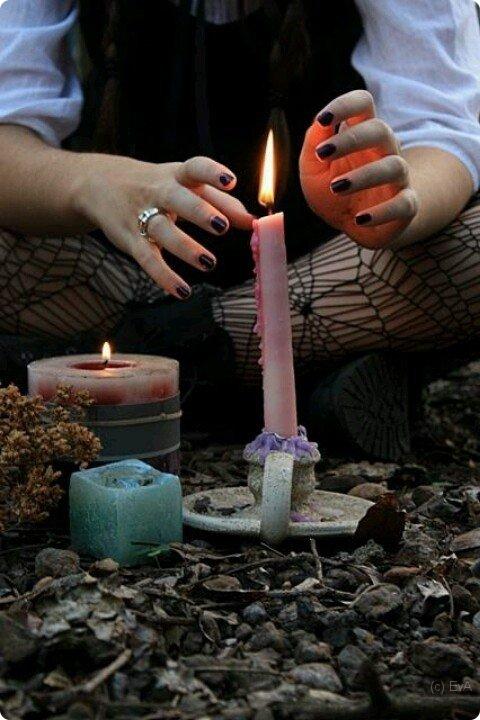 Поведение и оплыв свечей. D73fa3
