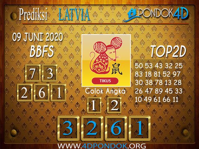 Prediksi Togel LATVIA POOLS PONDOK4D 08 JUNI 2020