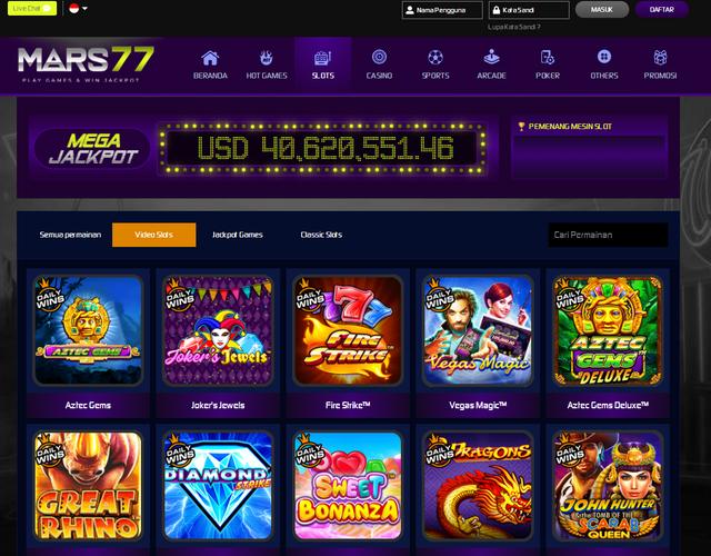 Mars77-Slot-Online-Pragmatic-Play