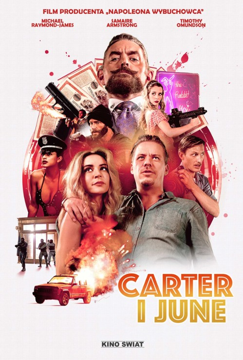 Carter i June / Carter & June (2017) PL.WEB-DL.XViD-MORS / LEKTOR PL
