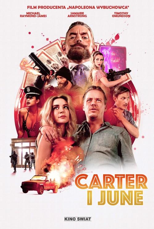 Carter i June / Carter & June (2017) PL.WEB-DL.XViD-MORS / LEKTOR PL