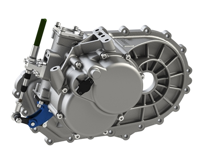 Quaife 5 Speed Sequential Gearbox - Focus ST/RS - mountune - Gearbox