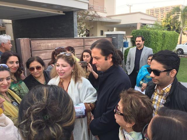 تحریک انساف کی حکومت مضبوط ہے اسے کہیں سے خطرہ نہیں ہے'سعدیہ سہیل رانا