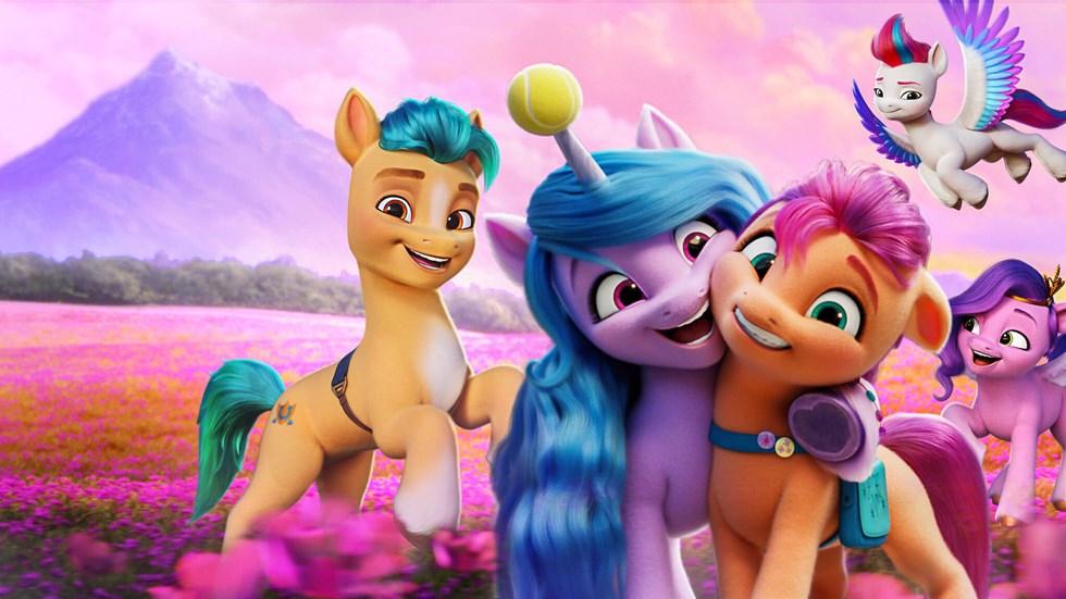 ჩემი პატარა პონი: ახალი თაობა  My Little Pony: A New Generation