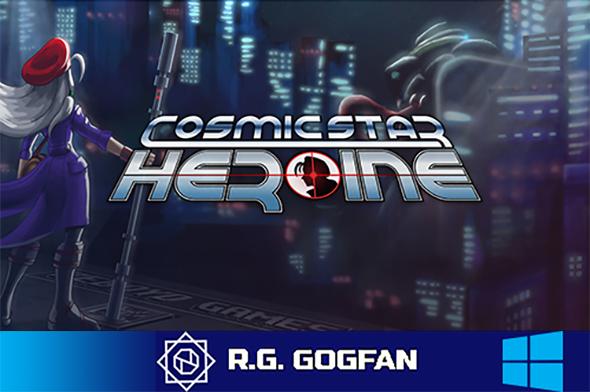 Cosmic Star Heroine (Shadow Layer Games) (ENG) [DL|GOG] / [Windows]
