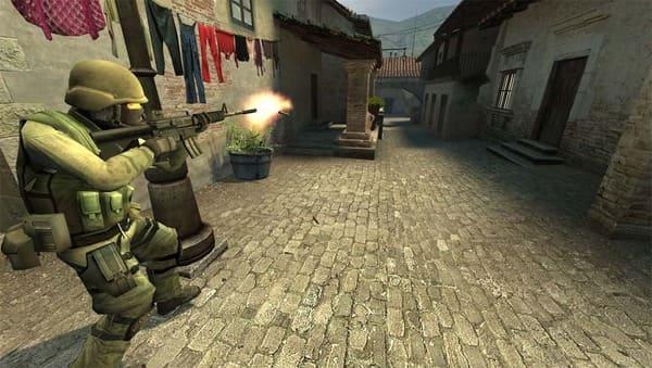 Imagens de Counter-Strike: Source