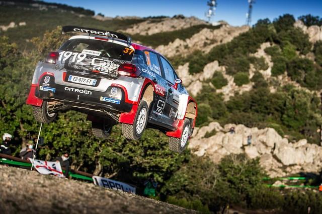 La C3 R5 Toujours En Tête Du WRC3 Avec Bulacia LM202006-327-0