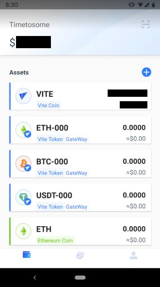 OPORTUNIDADE [Provado] Vite Wallet - Airdrop   Tokens Gratis   Android/iOS - (Actualizado em Dezembro de 2019) Vitxxwall