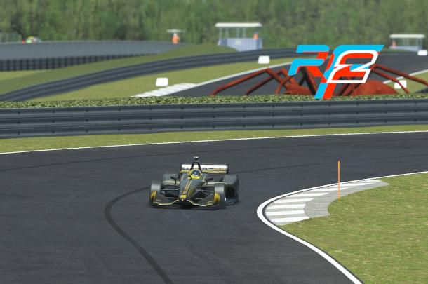 VRC Indycar 2020 - Round 1 - Barber