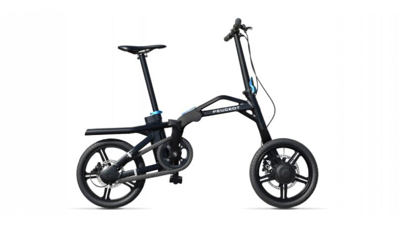 Bici Elettriche Peugeot: dal Trekking alla eBike Pieghevole.