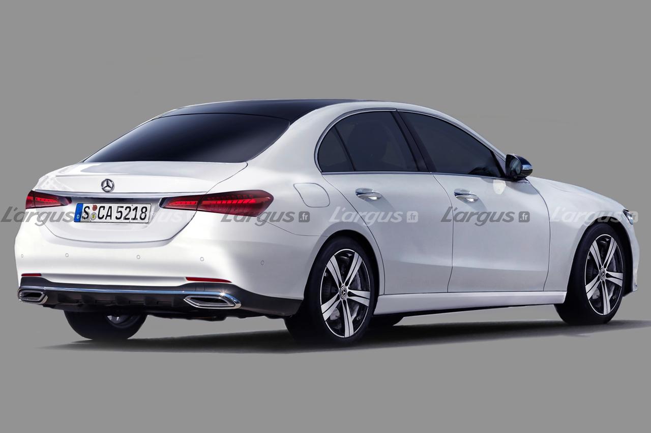 2021 Mercedes-Benz Clase C (W206) 43