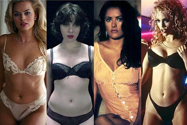 As TOP 15 estrelas internacionais que tiraram a roupa pela arte