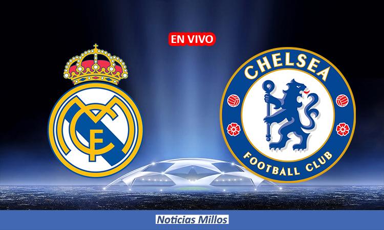 Real Madrid Vs Chelsea