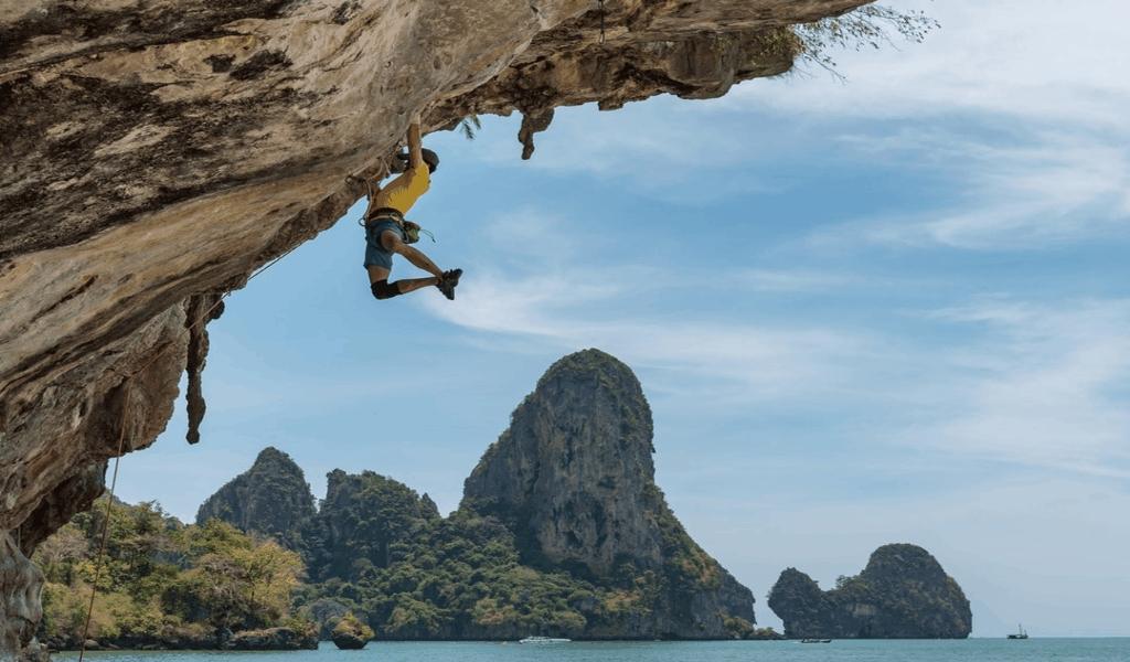 Adventure of Climbing Sports Jersey