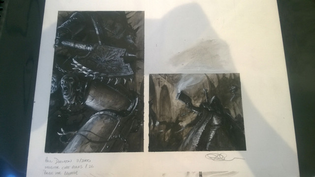 Galerie Daniel Maghen [originaux Warhammer Battle & 40K] 20