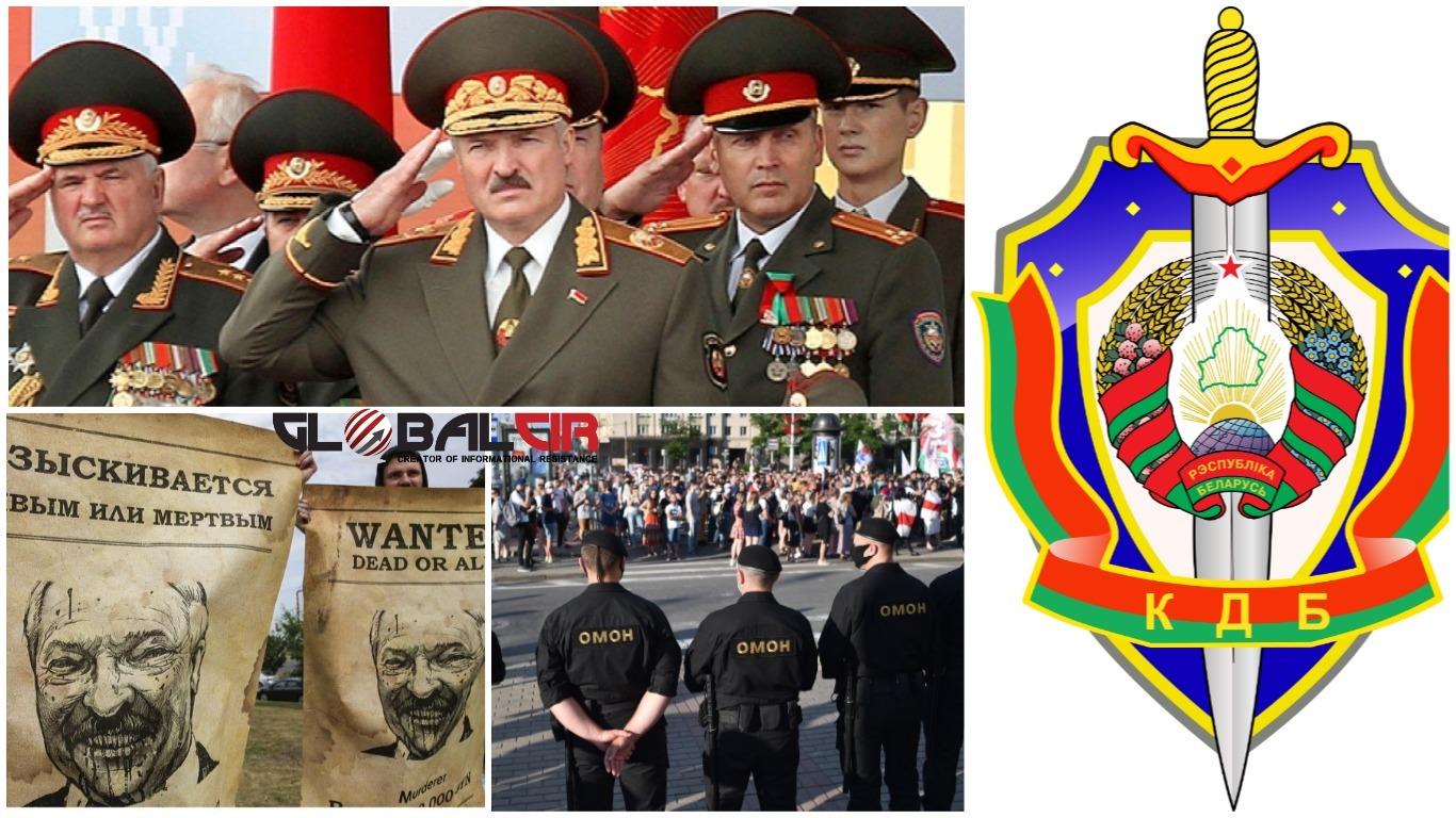 U JEKU PROTESTA I ŠTRAJKOVA: Lukašenko smijenio ministra unutarnjih poslova