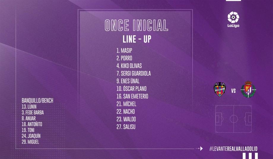 Levante U.D. - Real Valladolid C.F. Sábado 31 de Agosto. 19:00 IMG-20190831-175031