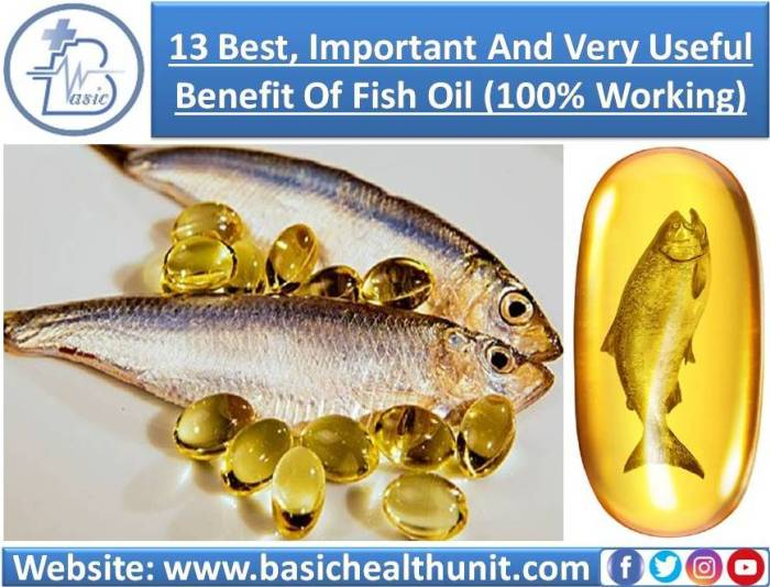 13 Best, Important And Very Useful Benefits Of Fish Oil (100% Working)