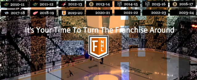 """FNHL, """"Franchise NHL"""", """"Best Fantasy Hockey League"""", """"Salary Cap League"""", """"Best Fantasy Owners"""", """"Most Competitive Fantasy Hockey"""", """"Money League"""", profsl"""