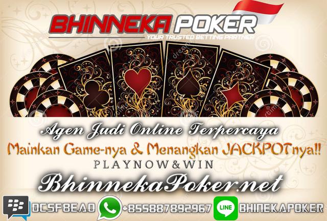 BhinnekaPoker.com | Agen Poker Online Terbaik dan Terpercaya New-13
