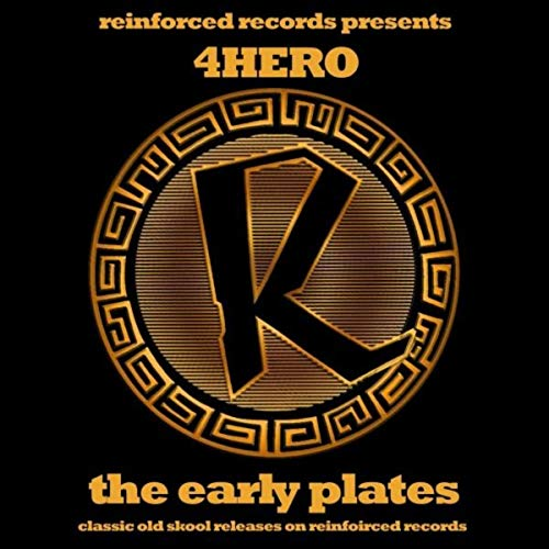 4Hero - The Early Plates 2008