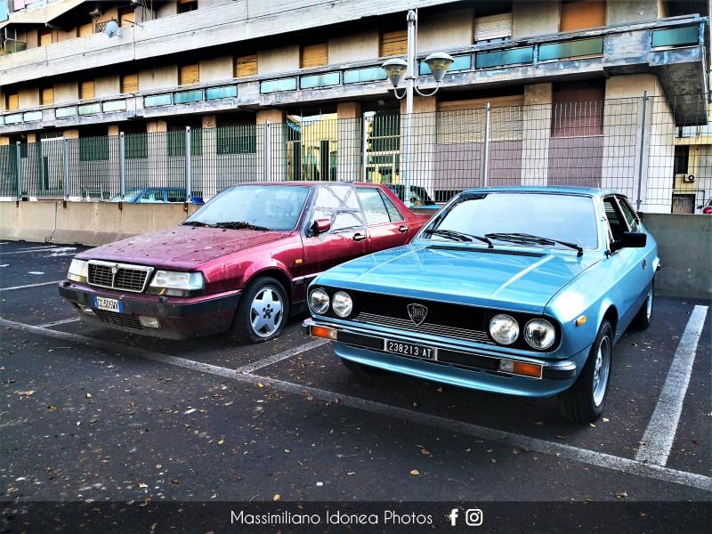 Auto Abbandonate - Pagina 16 Lancia-Thema-8-32-2-9-205cv-90-CC505-WV-e-Lancia-Beta-HPE-1-6-102cv-78-AT238213-93-330-19-08-2015-6