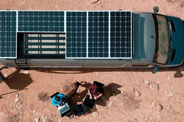 Aυτόνομη μεταφερόμενη ενεργειακή μονάδα από το ΤΕΙ & την Περιφέρεια